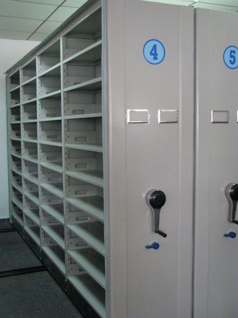 全封闭会计凭证密集机柜